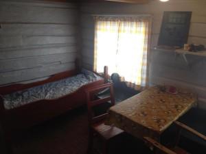 hytte inne