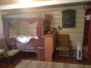 hytte kroneseng
